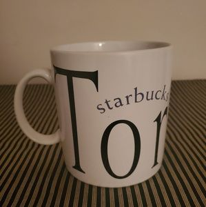 Starbucks Toronto City Mug Collector Series